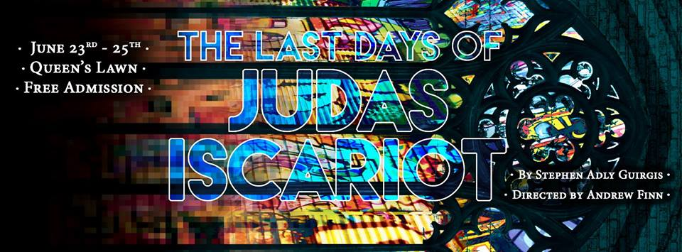 The Last Days of Judas Iscariot